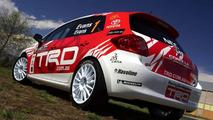 New Toyota Corolla S2000 Rally Car