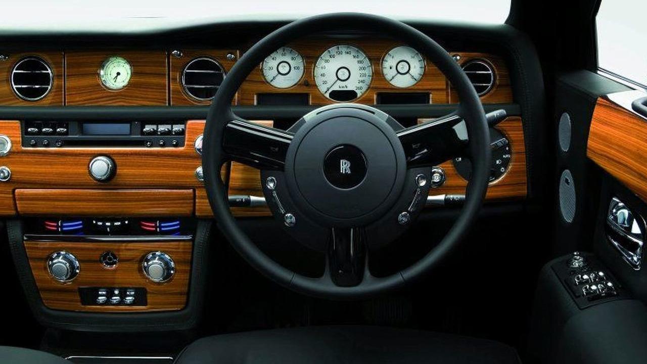 Rolls Royce Phantom Silver