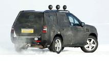 New Land Rover Freelander Spy Photos
