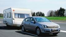 Opel Introduces Trailer Stability Program