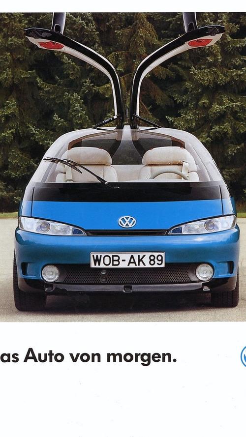 Volkswagen Futura (1989)