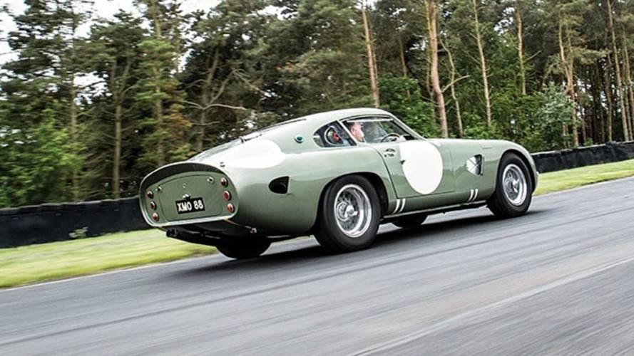 Aston Martin's