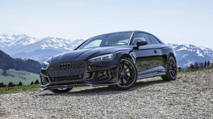 ABT modifiyeli Audi RS5-R ile karanlık tarafınızı ortaya çıkarın