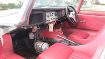 El Jaguar E-Type de Stirling Moss, a subasta