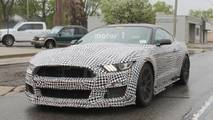 2019 Ford Mustang Shelby GT500 Spy Photo