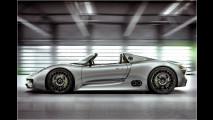 Porsche: Hybrid-Studie
