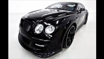 Bentley mit dicker Hose