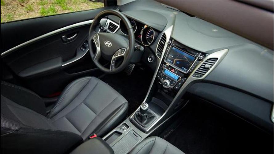 L'antifurto delle Hyundai comunica con le Forze dell'ordine