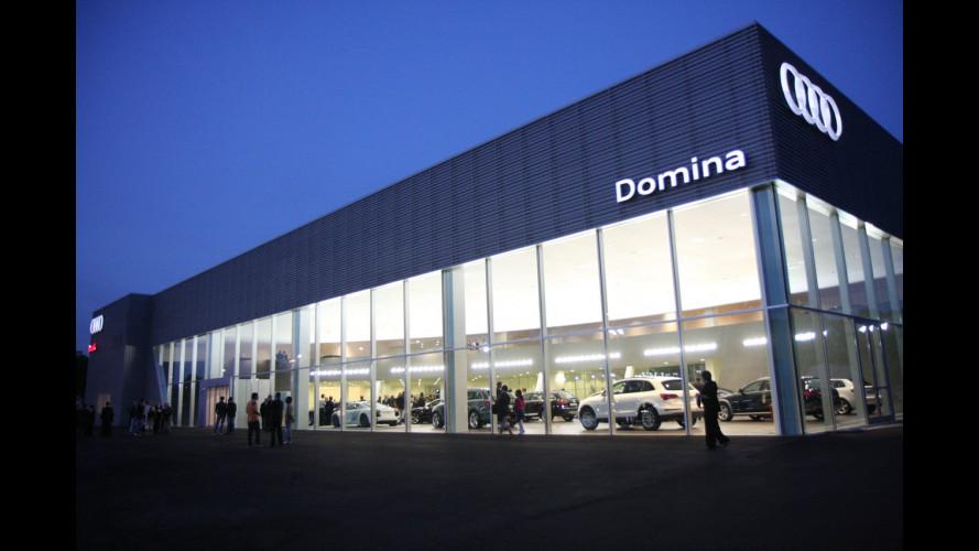 E' nato il primo Audi Terminal d'Italia