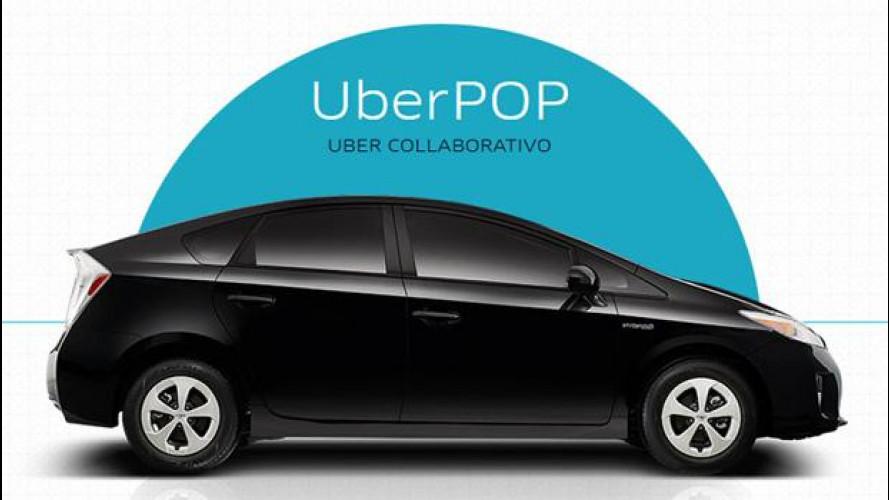 Uber lancia a Torino UberPop e a novembre il passaggio è gratis