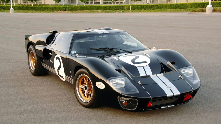 Shelby Create Commemorative MkII GT40
