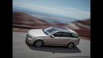 Nuova Mercedes Classe E Station Wagon: prime foto