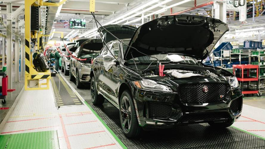 Brexit Bites: JLR To Drop 1,000 Employees And Cut Production