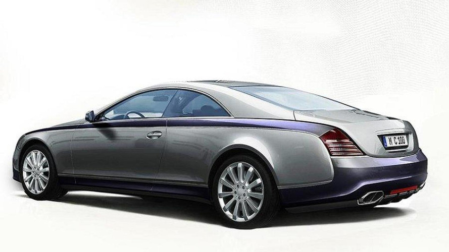 Maybach 57S Coupe conversion by Xenatec previewed