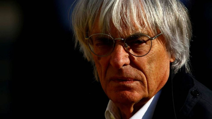 Ecclestone will not pursue Donington for damages