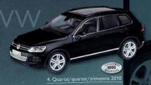 2011 VW Touareg New Generation scale model photos leaked - 800