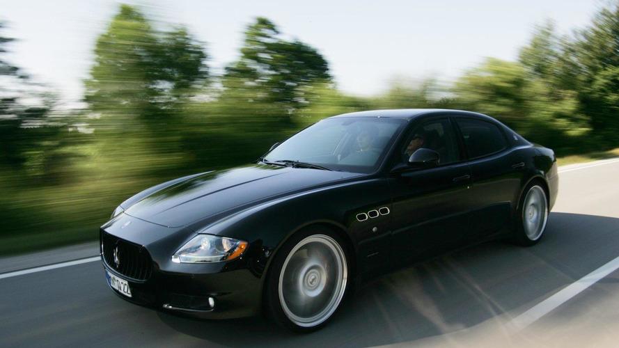 Maserati Quattroporte S and Sport GT S by Novitec Tridente tuned up to 590 HP