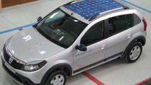 Dacia Hamster electric 4WD hybrid, 1000, 15.06.2010