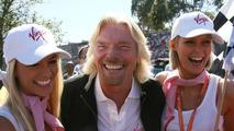 Sir Richard Branson (GBR) CEO of the Virgin Group, Australian Grand Prix, Saturday, 28.03.2009 Melbourne, Australia