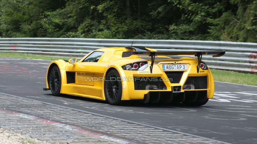 Gumpert Apollo Sport 2010 Upgrades Announced for Geneva Debut