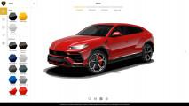 Lamborghini Urus, super SUV anche nella personalizzazione
