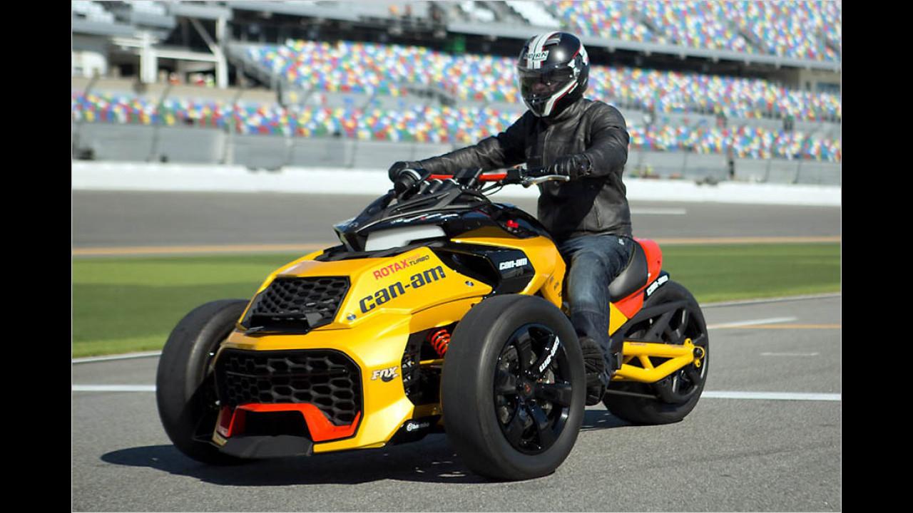 Can-Am Spyder F3 Turbo