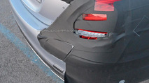 2015 Mercedes C-Class plug-in hybrid spied showing new details