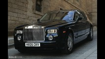 Rolls-Royce Phantom in Madrid