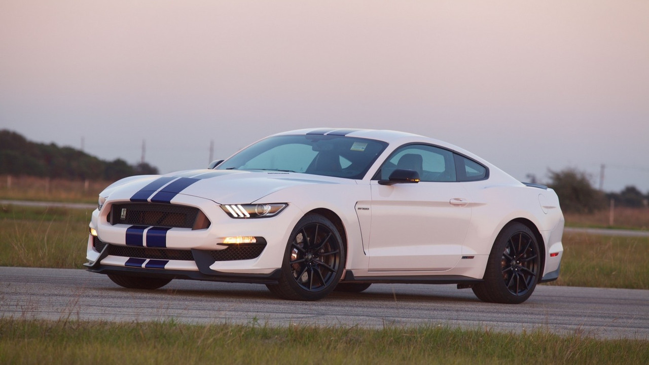 2016 Ford Mustang Shelby GT350 by Hennessey