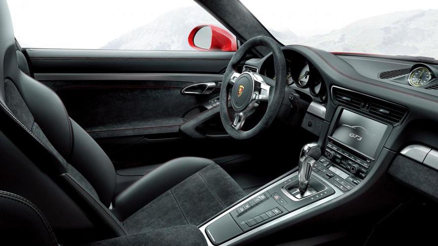 2013 Porsche 911 GT3 first official photos surface