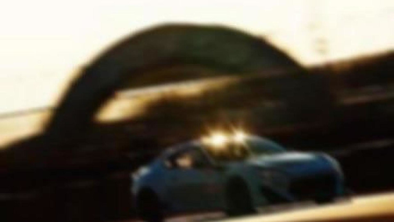 Toyota 86 TRD Griffon concept teaser image - low res - 12.31.2012