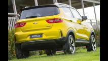 Mini SUV: Chevrolet Adra Concept é revelado na Índia