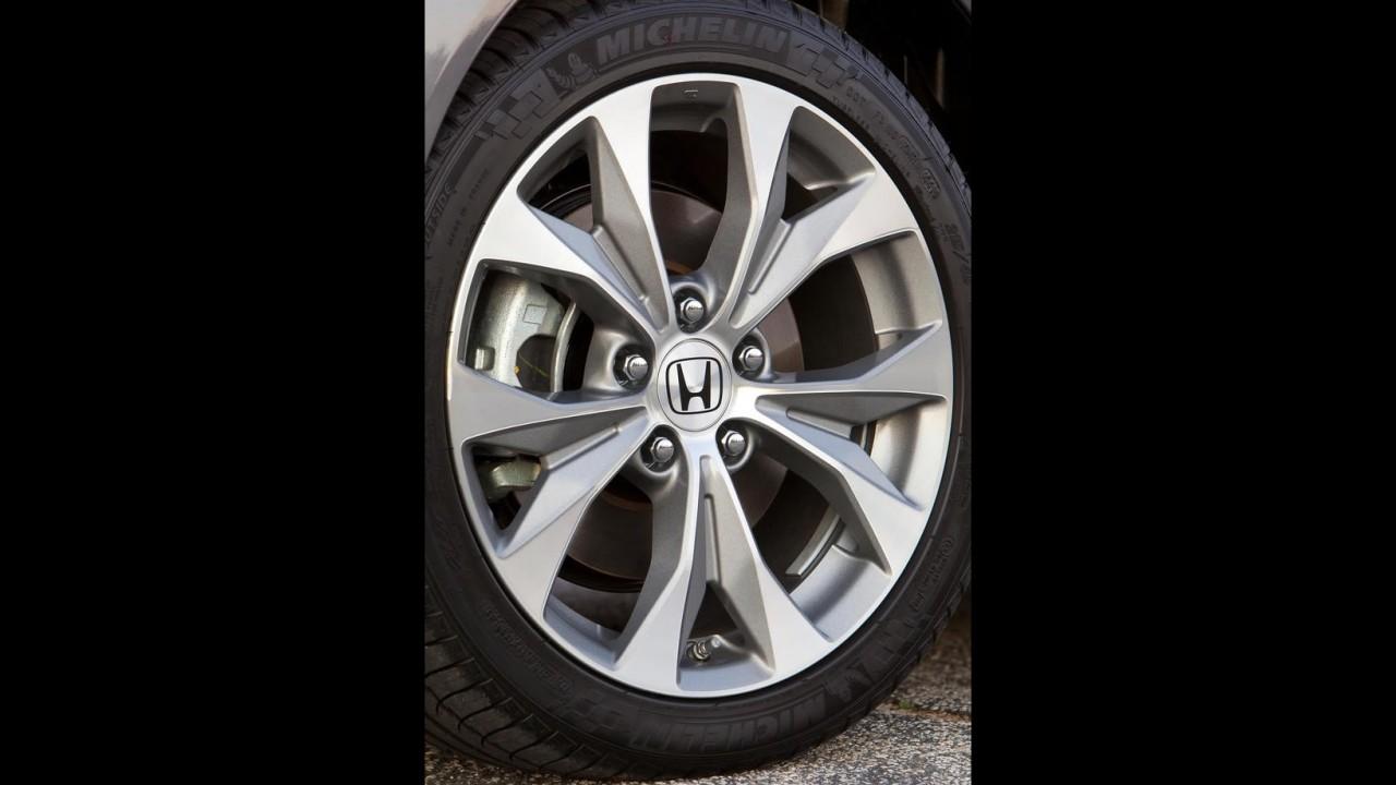 Fotos: Novo Honda Civic Si 2012