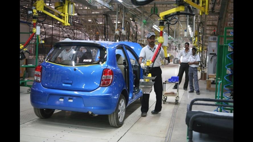 Nissan pode atrasar fábrica em Resende (RJ) por conta de aves migratórias