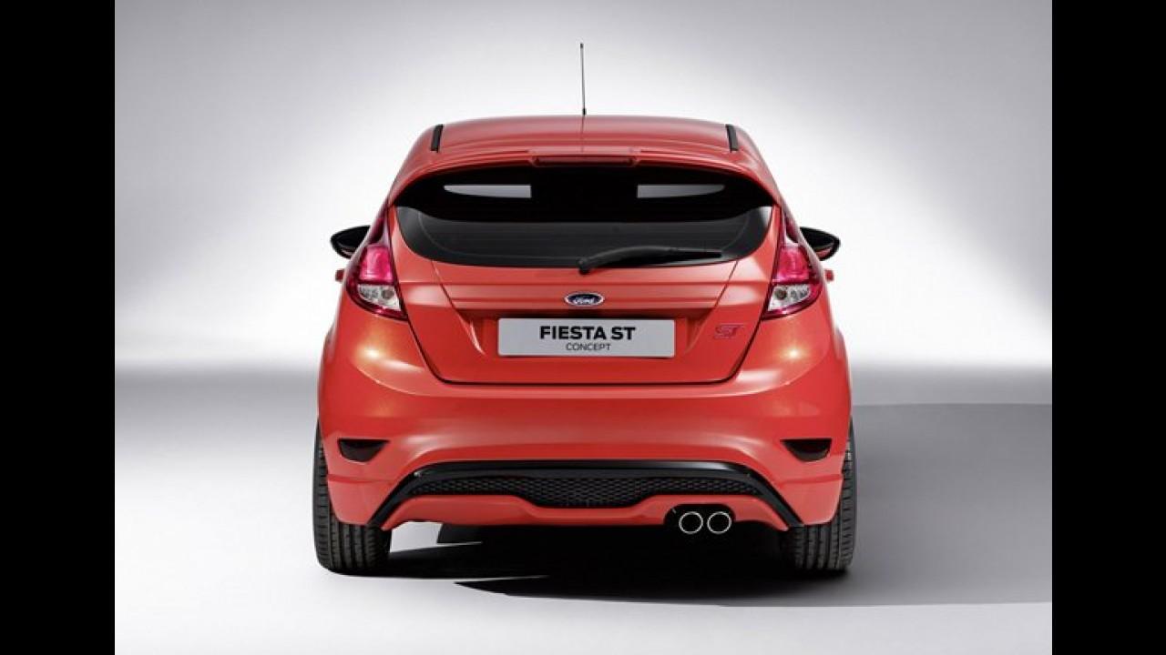 Ford mostrará Fiesta ST de cinco portas no Salão de Los Angeles