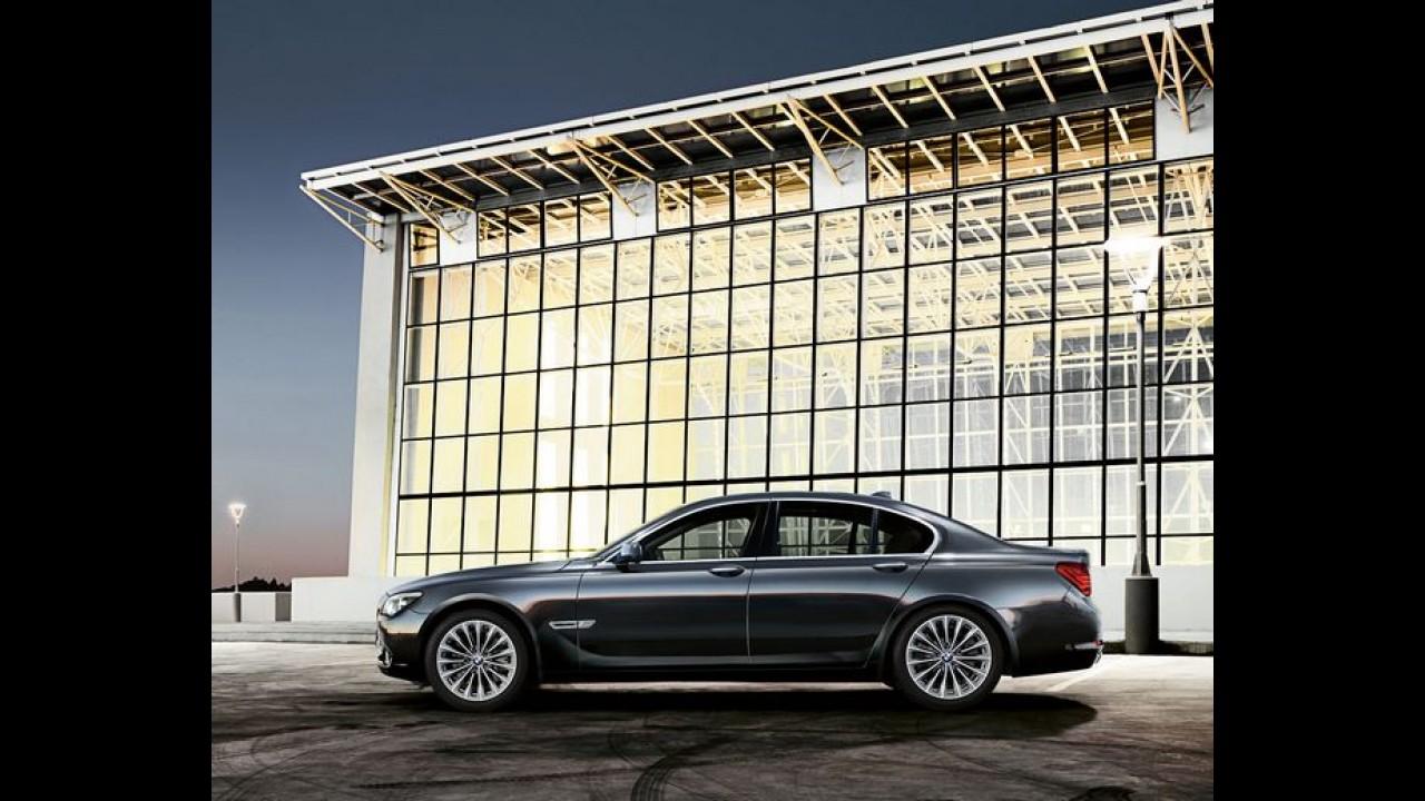 A maior concessionária da BMW será inaugurada nos Emirados Árabes