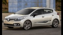 Projeção: confira como deve ser o visual do novo Renault Megane 2015