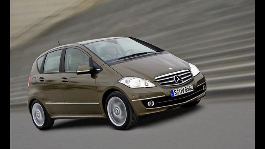 Mercedes-Benz volta a cogitar a produção de carros no Brasil