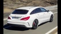 Shooting Brake: Mercedes CLA ganha invocada versão perua