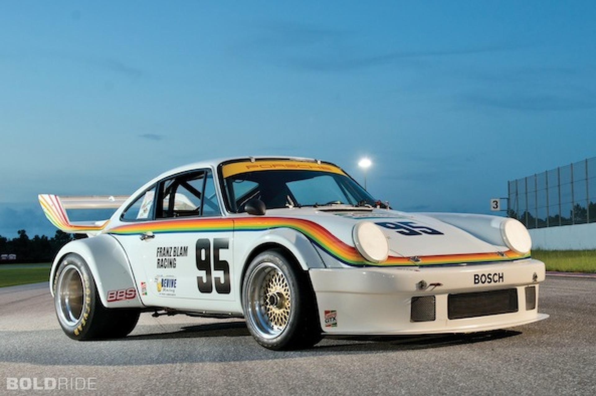 Wheels Wallpaper: 1977 Porsche 934 Turbo RSR