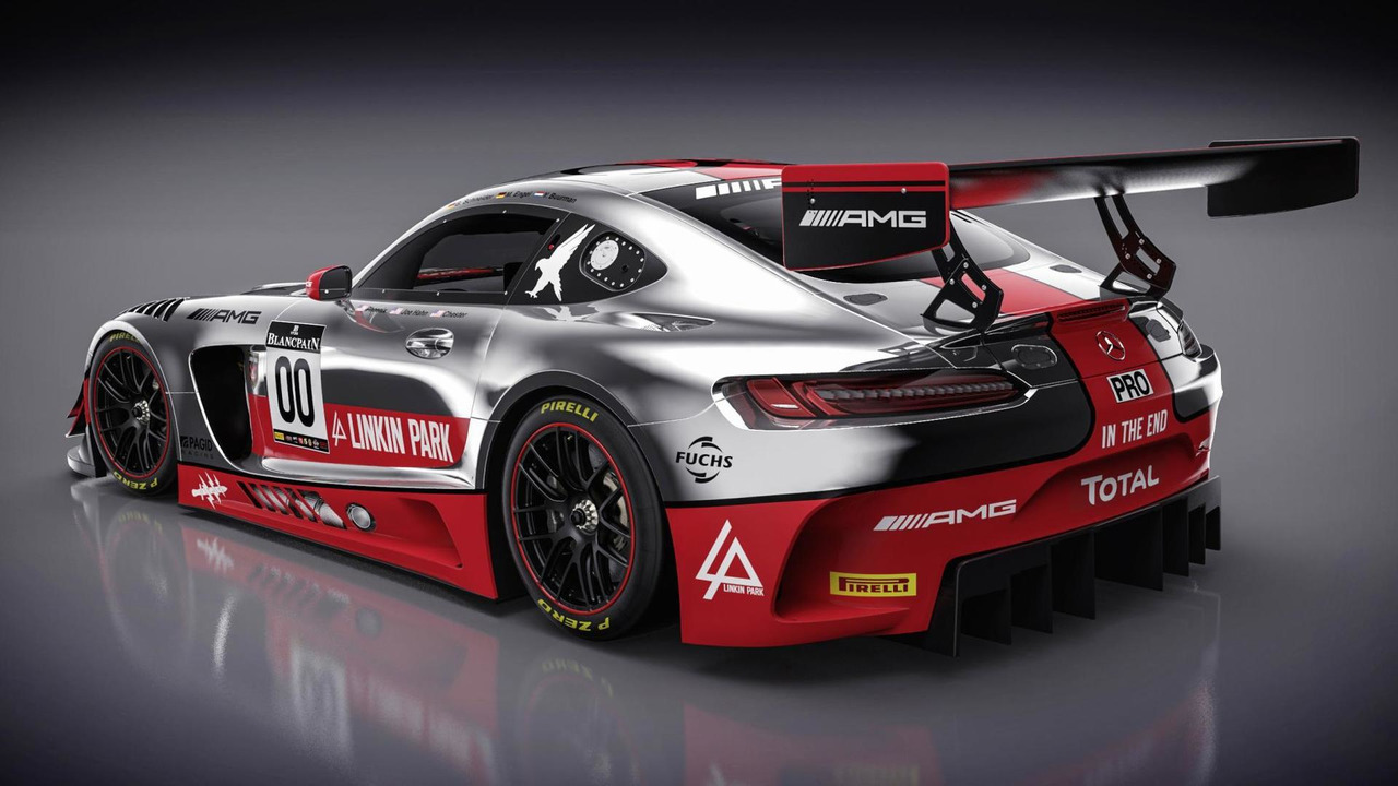 Linking Park Mercedes-AMG GT3