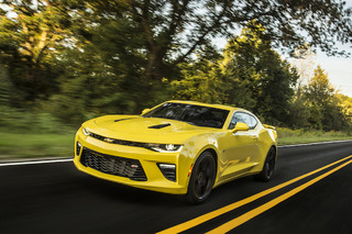 2016 Chevrolet Camaro Sees Improved Performance Across the Board