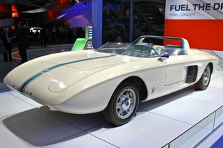 The Mid-Engined Mustang Concept Everyone is Missing in Detroit