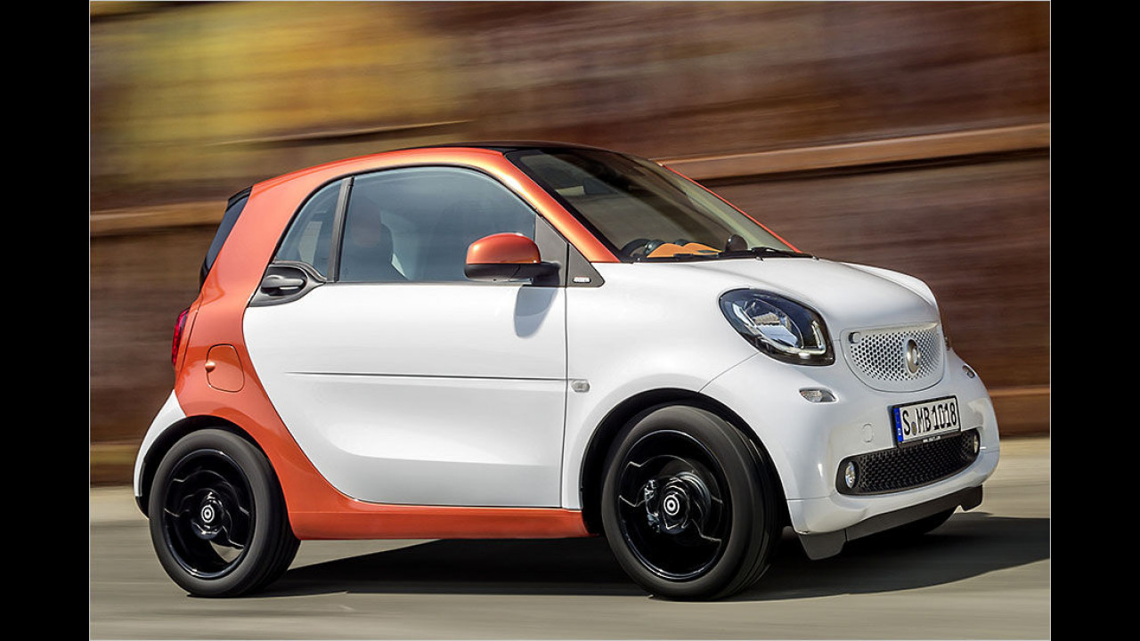 Flop: Smart Fortwo/Forfour