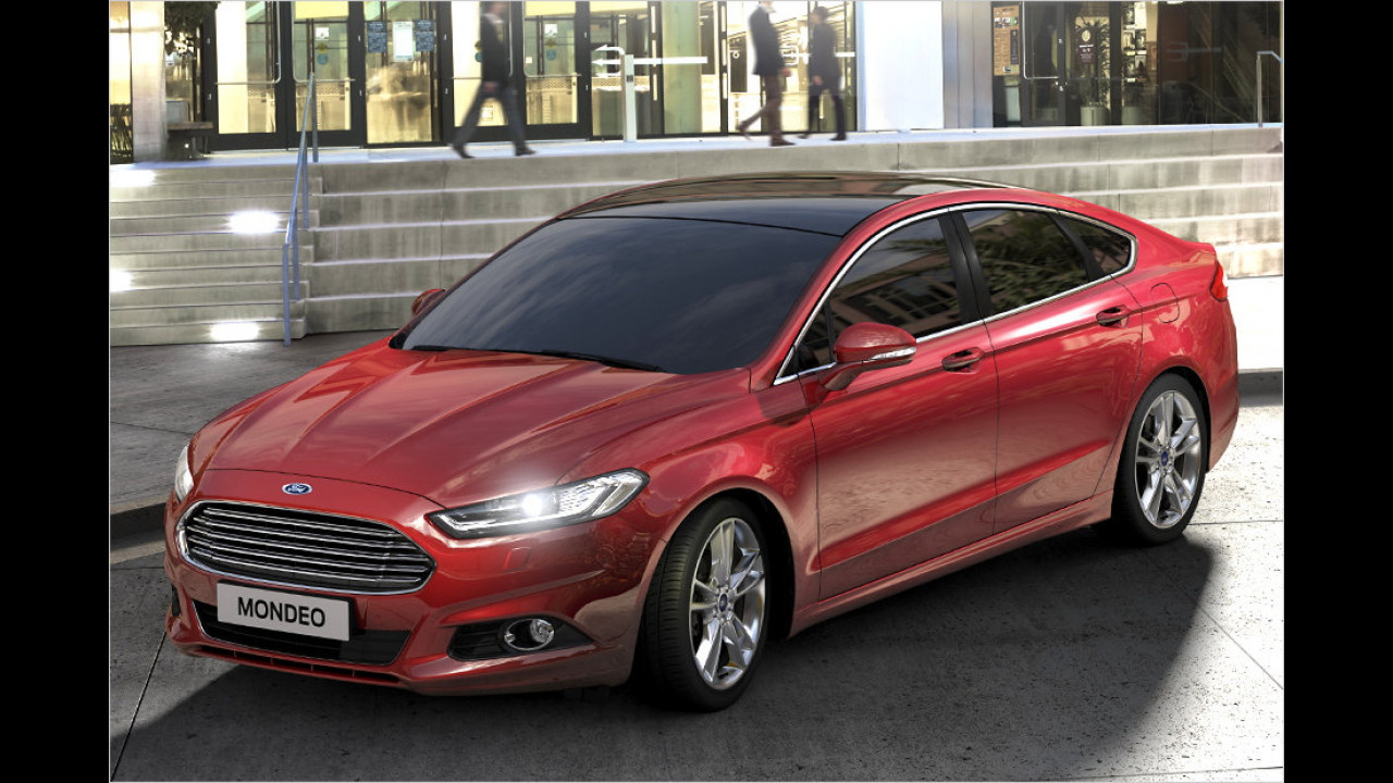 Ford Mondeo (2015)