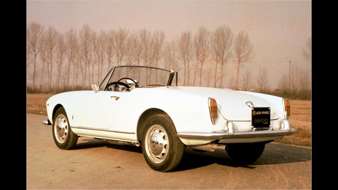 Giulia Spider (1962)