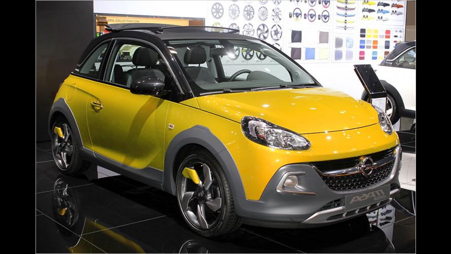 Opel mit zwei Deutschlandpremieren auf der AMI