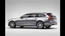 Volvo V90: Erste Bilder