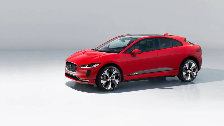 Jaguar I Pace To Start At 70 495 Before Incentives In U S