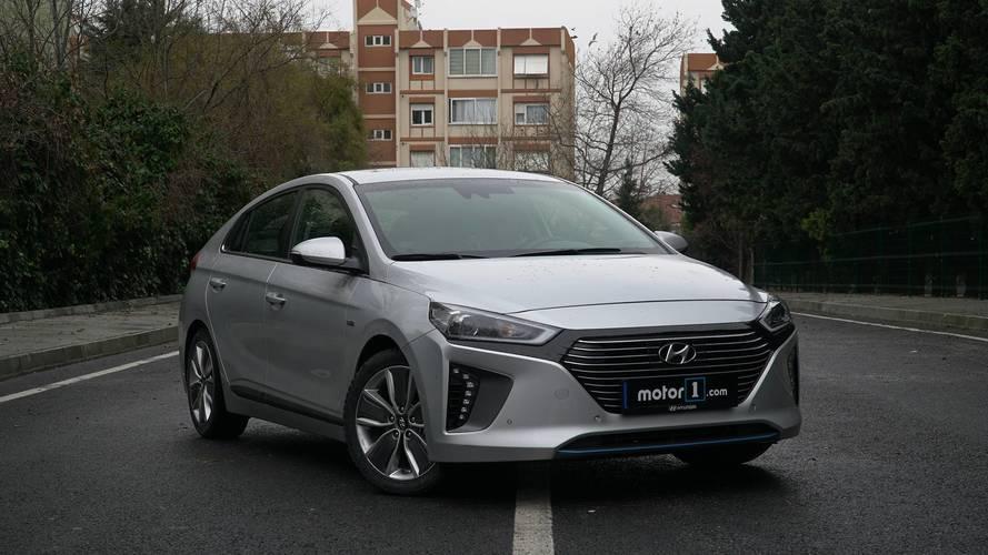 Türkiye'de Yılın Otomobili Hyundai Ioniq oldu